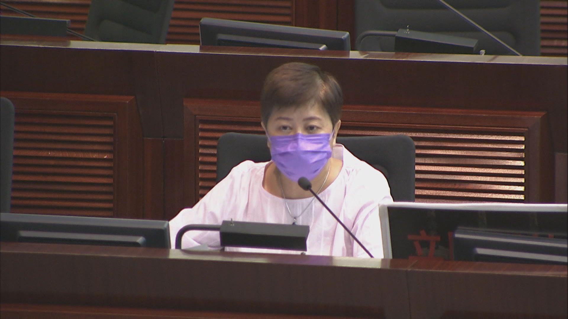 議員質疑新一輪抗疫基金措施未能令市民直接受惠