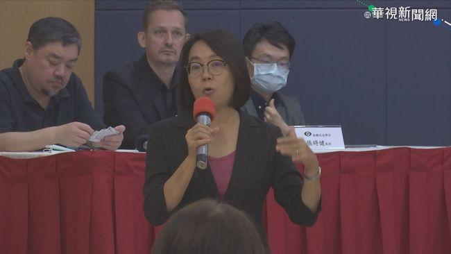 國安法衝擊新聞自由 台灣記者撐香港