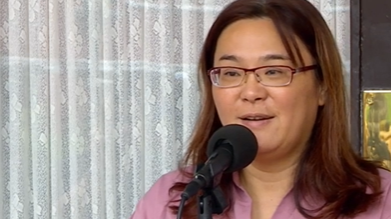聲援歐陽娜娜 陳玉珍:總統唱國歌是國民黨員?