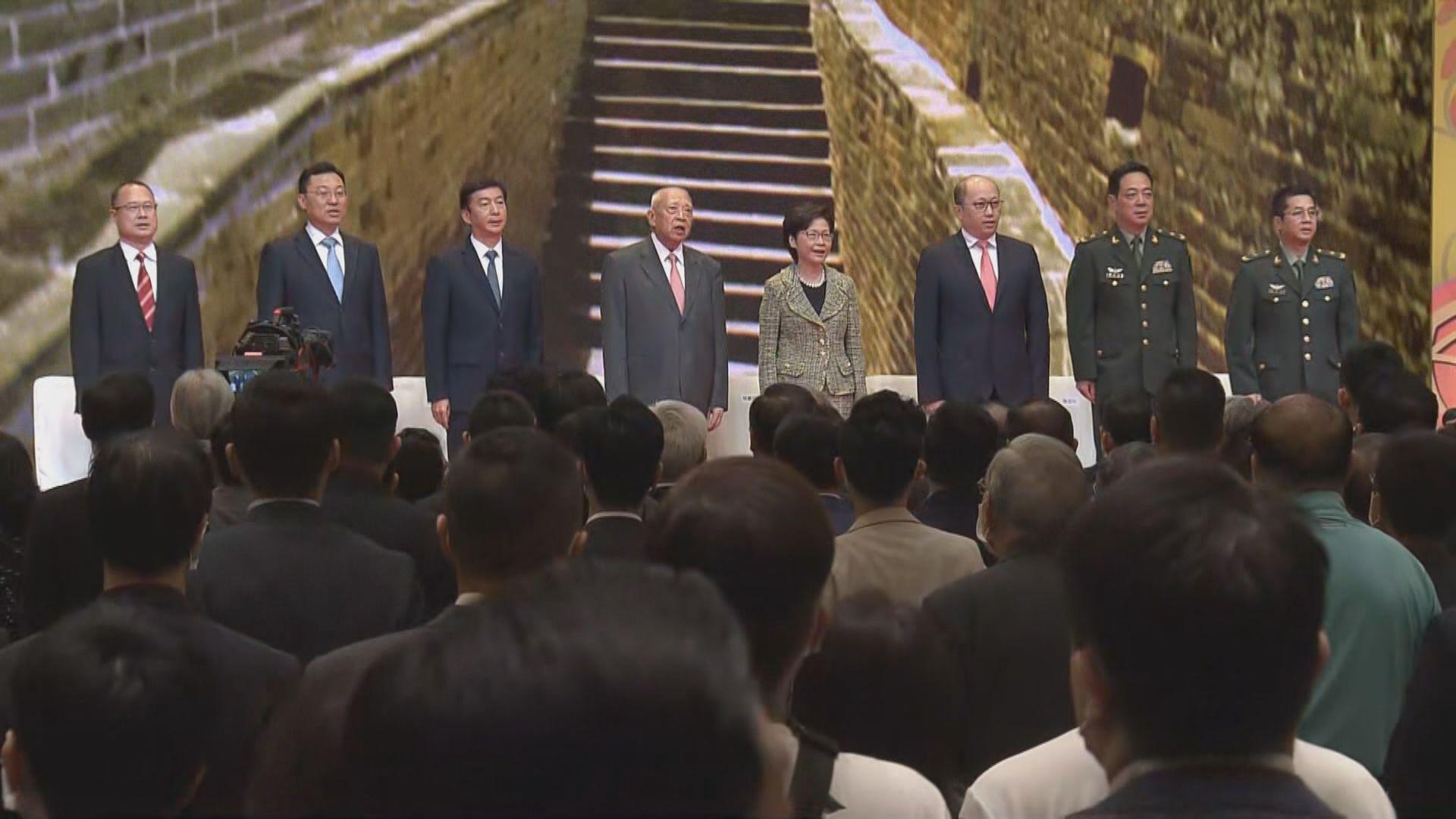 駱惠寧:中國人愛國不是一種選擇 而是一種義務及正道