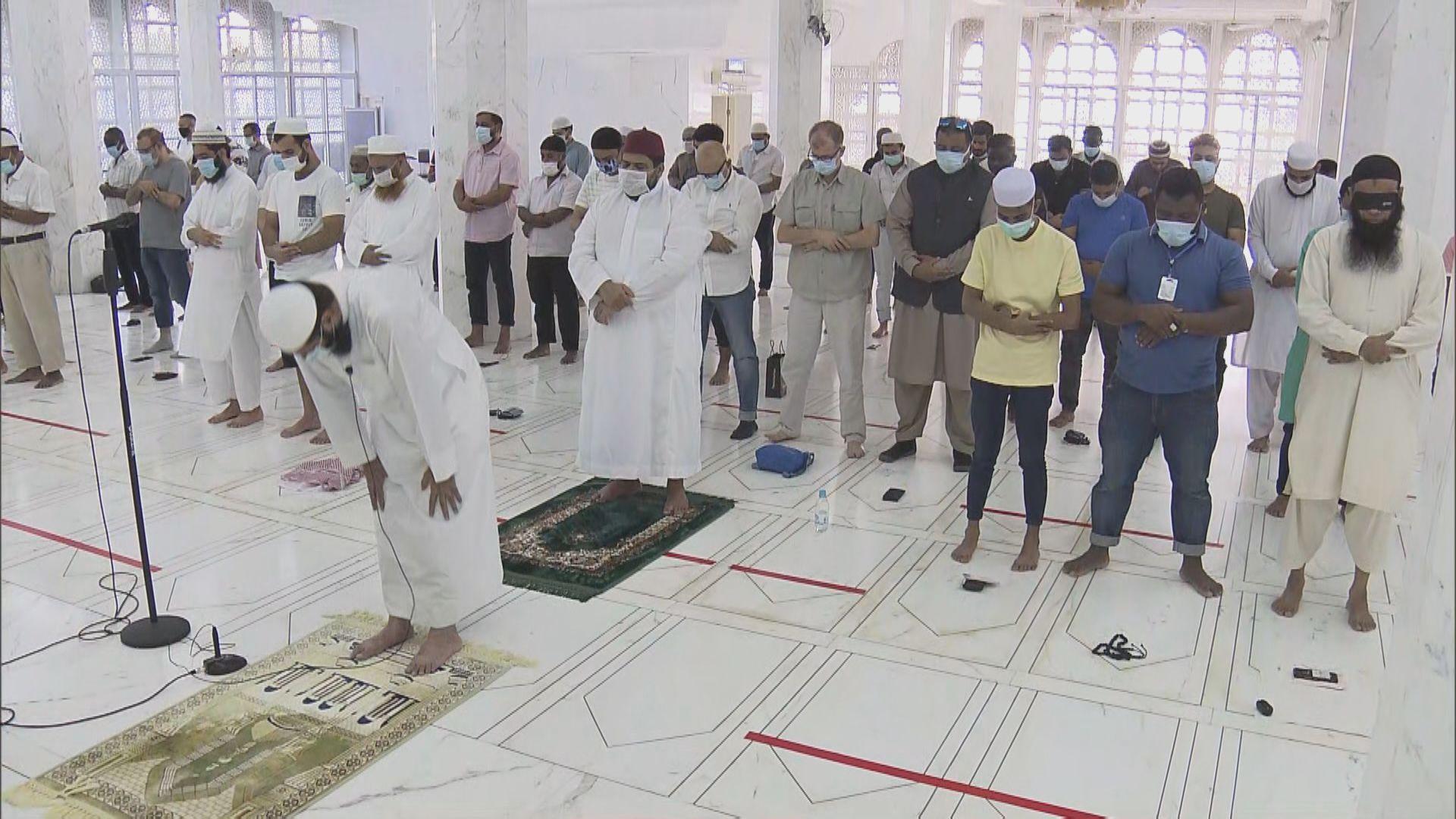 宗教活動人數限制放寬至場地可容納人數一半