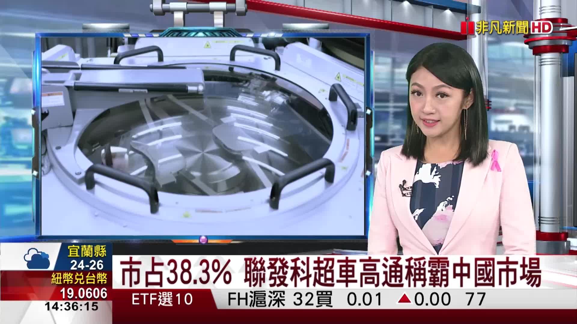 市占38.3% 聯發科超車高通稱霸中國市場