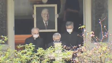 李前總統今安葬五指山 蔡.賴送最後一程