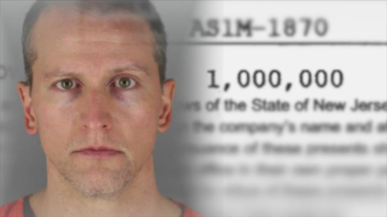 The Details Behind Derek Chauvin's Release