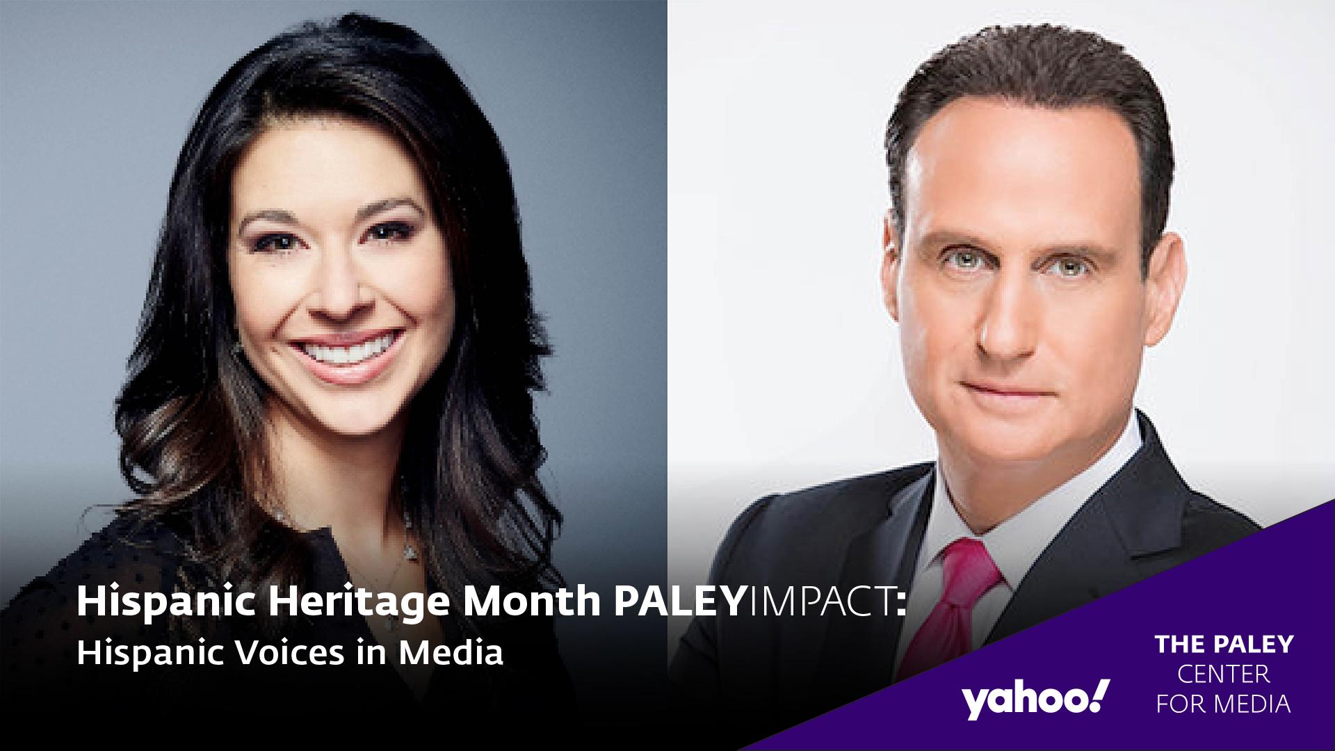 PaleyIMPACT: Hispanic Heritage Month: Hispanic Voices in Media