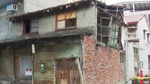 廢墟變黃金?迪化70年紅磚屋要價1688萬