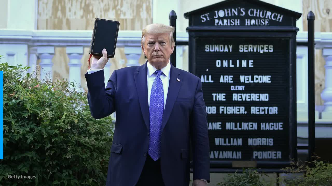 Evangelicals opposed to Trump speak out, including Billy Graham's granddaughter