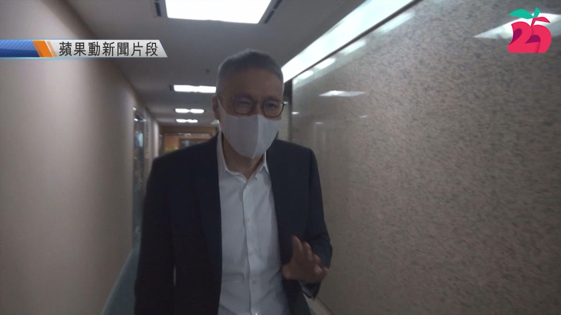 管浩鳴:陳同佳仍未取得入台簽證