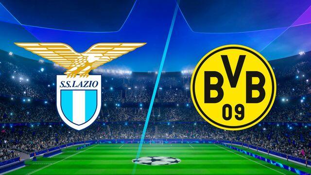 Match Highlights: Lazio vs Borussia Dortmund