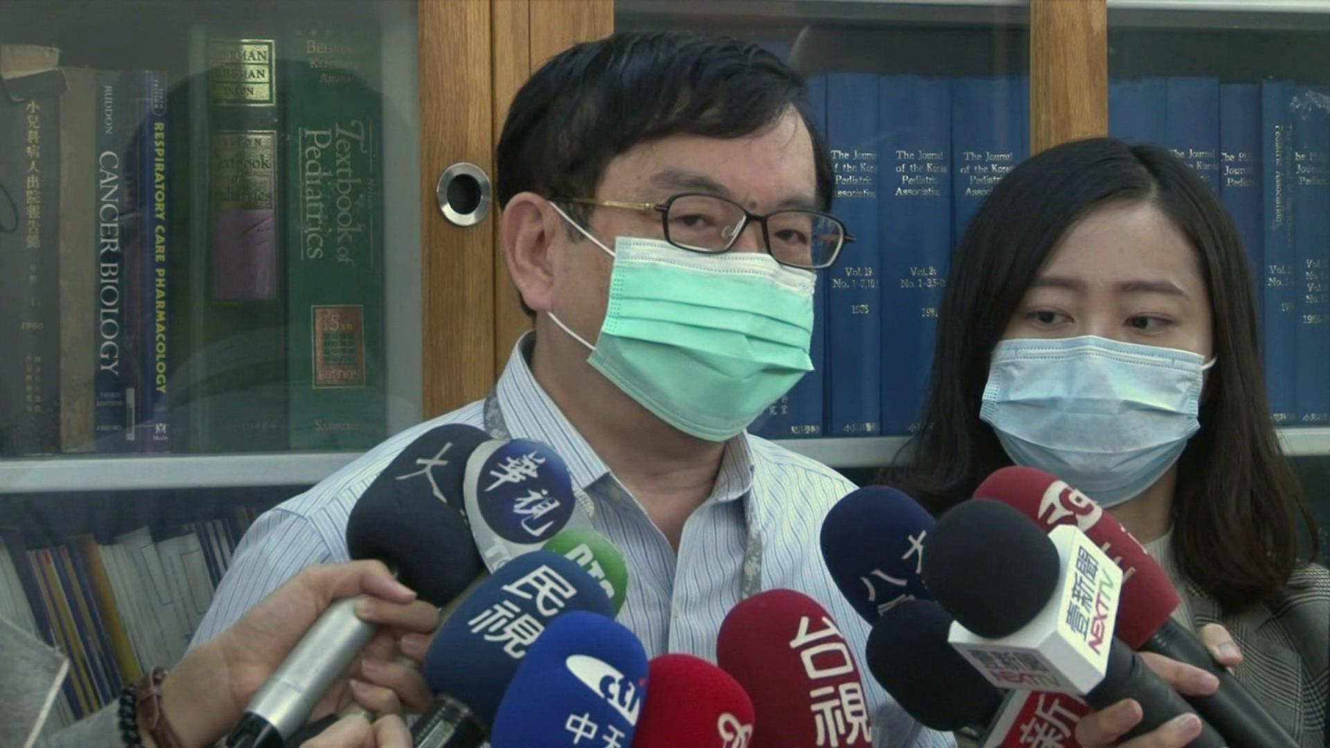 南韓疫苗出包!?台灣醫師黃立民懷疑韓國「社區流行病毒」