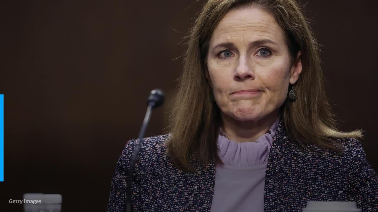 Senate confirms Barrett to the Supreme Court