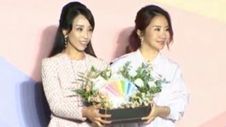 彩色口罩業者回饋社會 陶晶瑩擔任公益大使