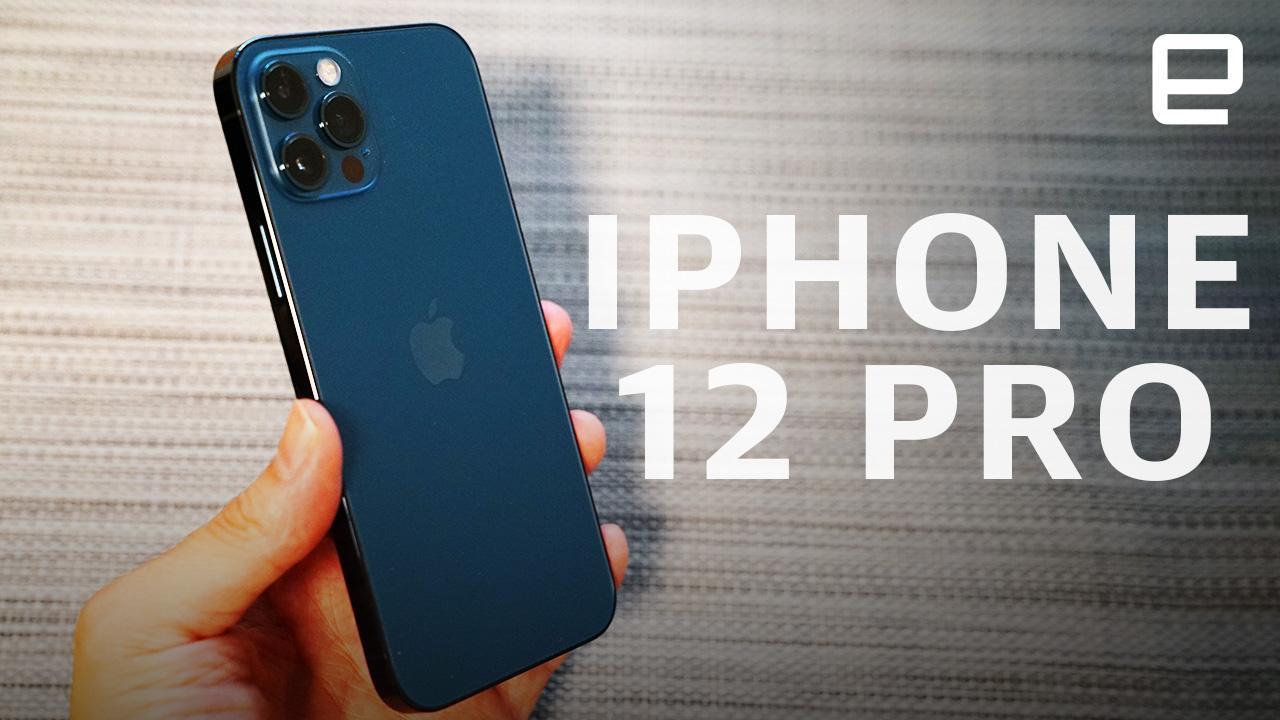 iPhone 12 Pro 評測:很好,但不是最好|Engadget 中文版
