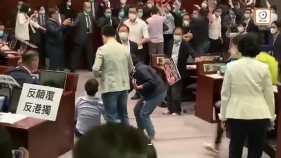 陳志全私人控告郭偉強 律政司決定介入終止檢控