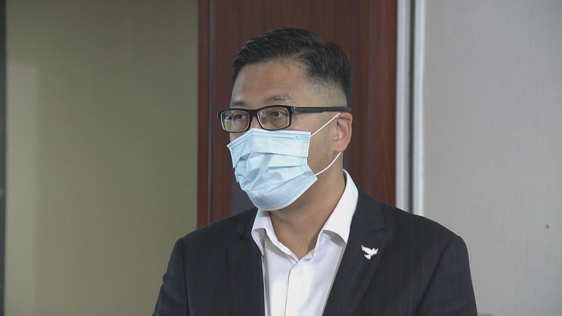 林卓廷:譚耀宗說法是為取消議員資格鋪路