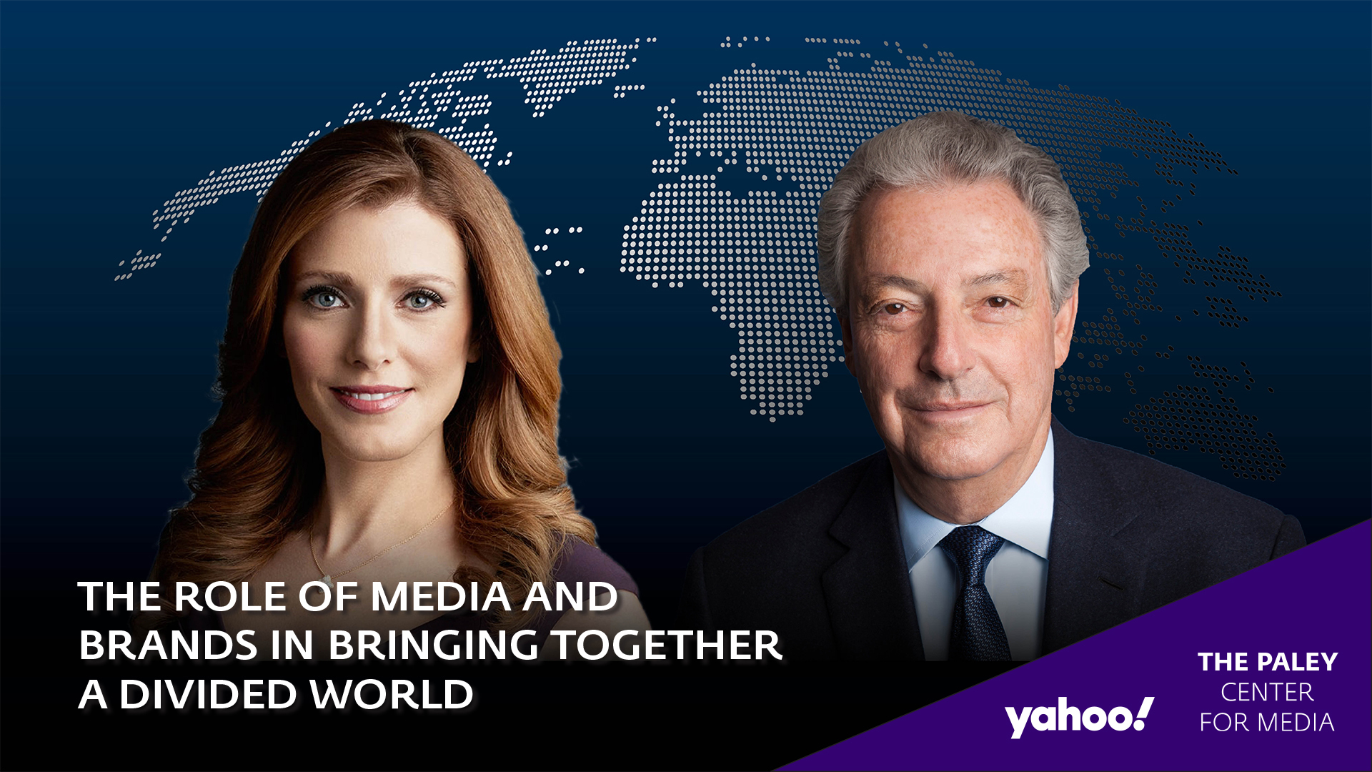 Paley International Council Summit 2020: The Role of Media and Brands in Bringing Together a Divided World