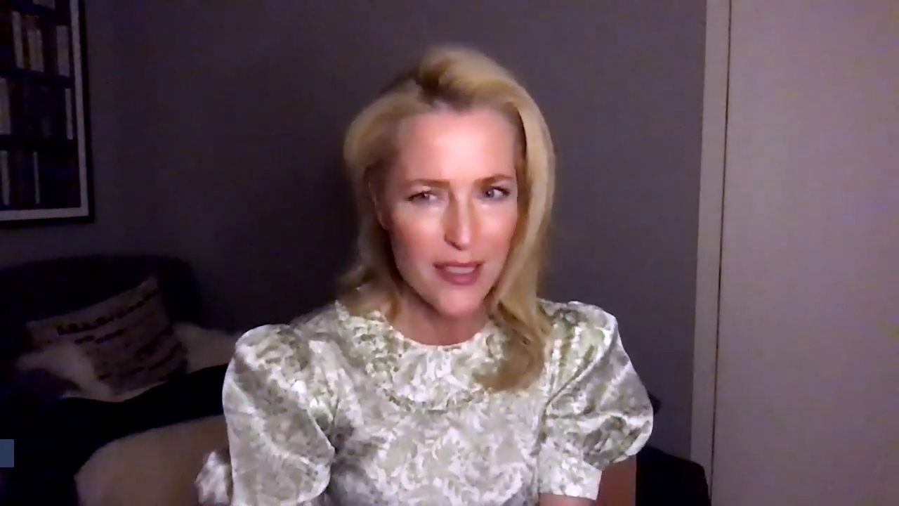 Gillian Anderson wouldn't do her Margaret Thatcher voice at The Crown rehearsals