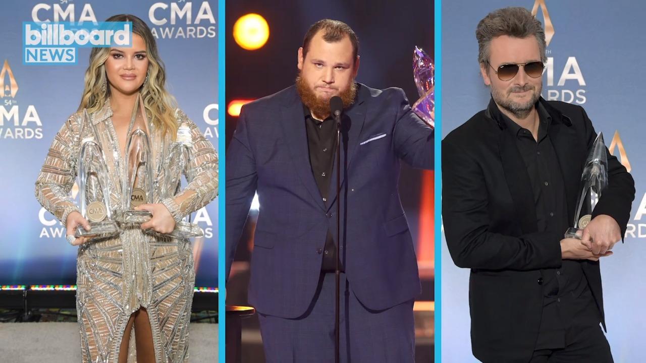 2020 Cma Awards The Most Memorable Moments Billboard News