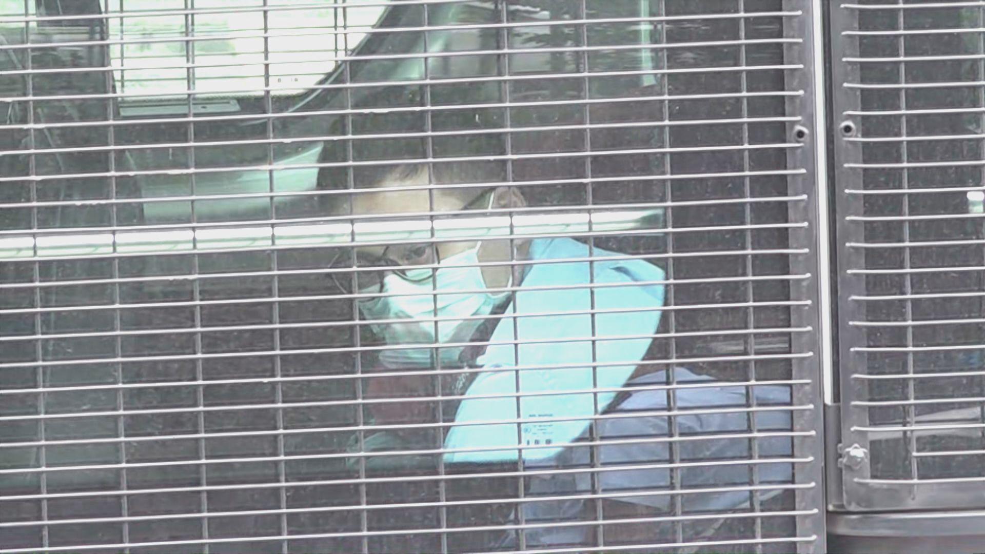 荃灣一名男子涉嫌販毒被捕