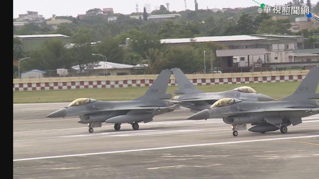 F-16在台成軍逾20年 8飛官殞落