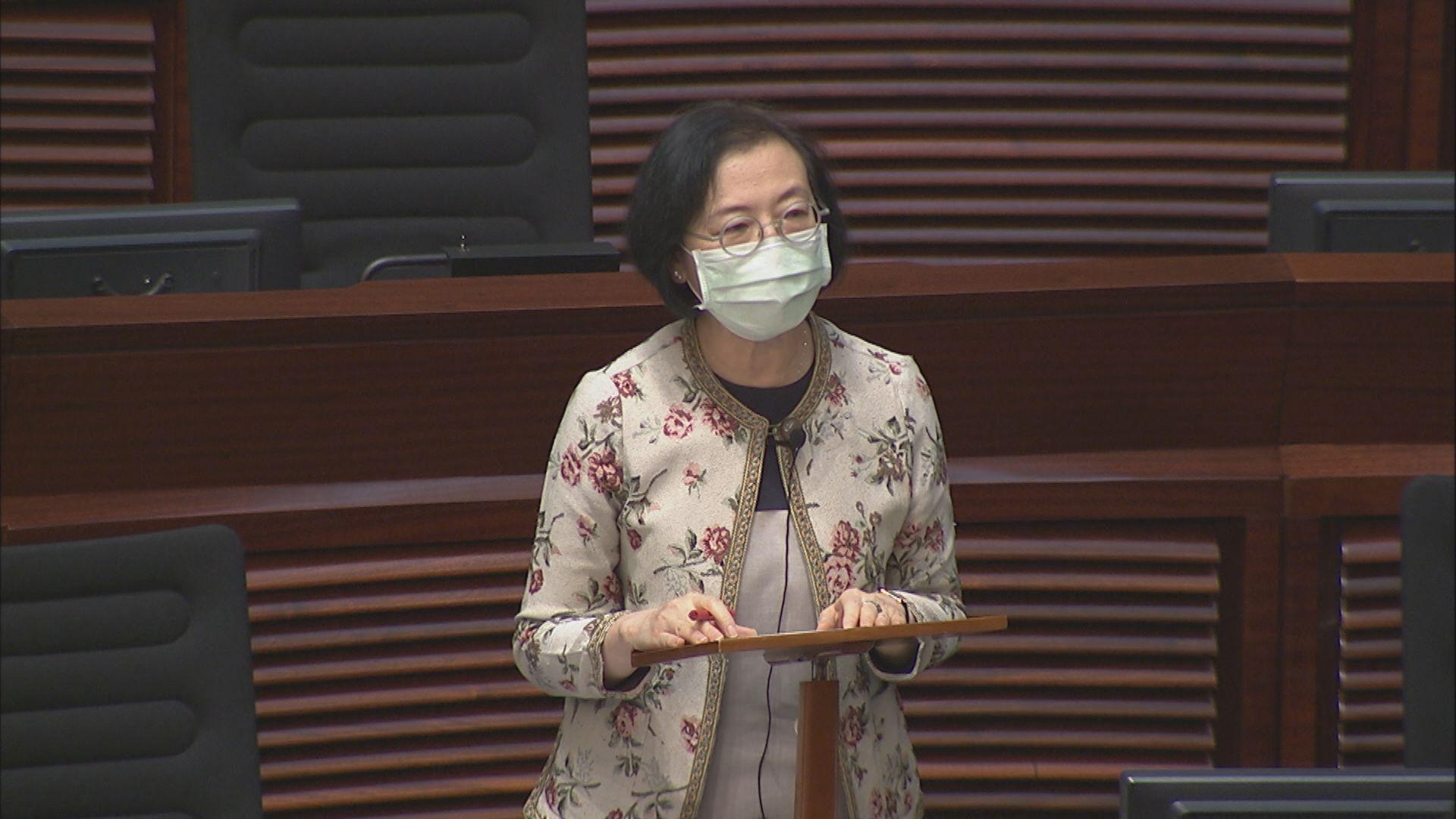 醫護年初罷工 陳肇始:按機制嚴肅處理七千缺勤員工