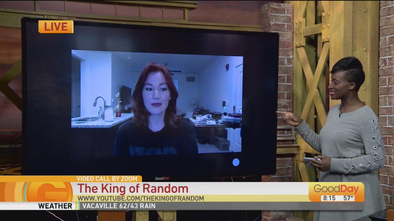 King Of Random Calli