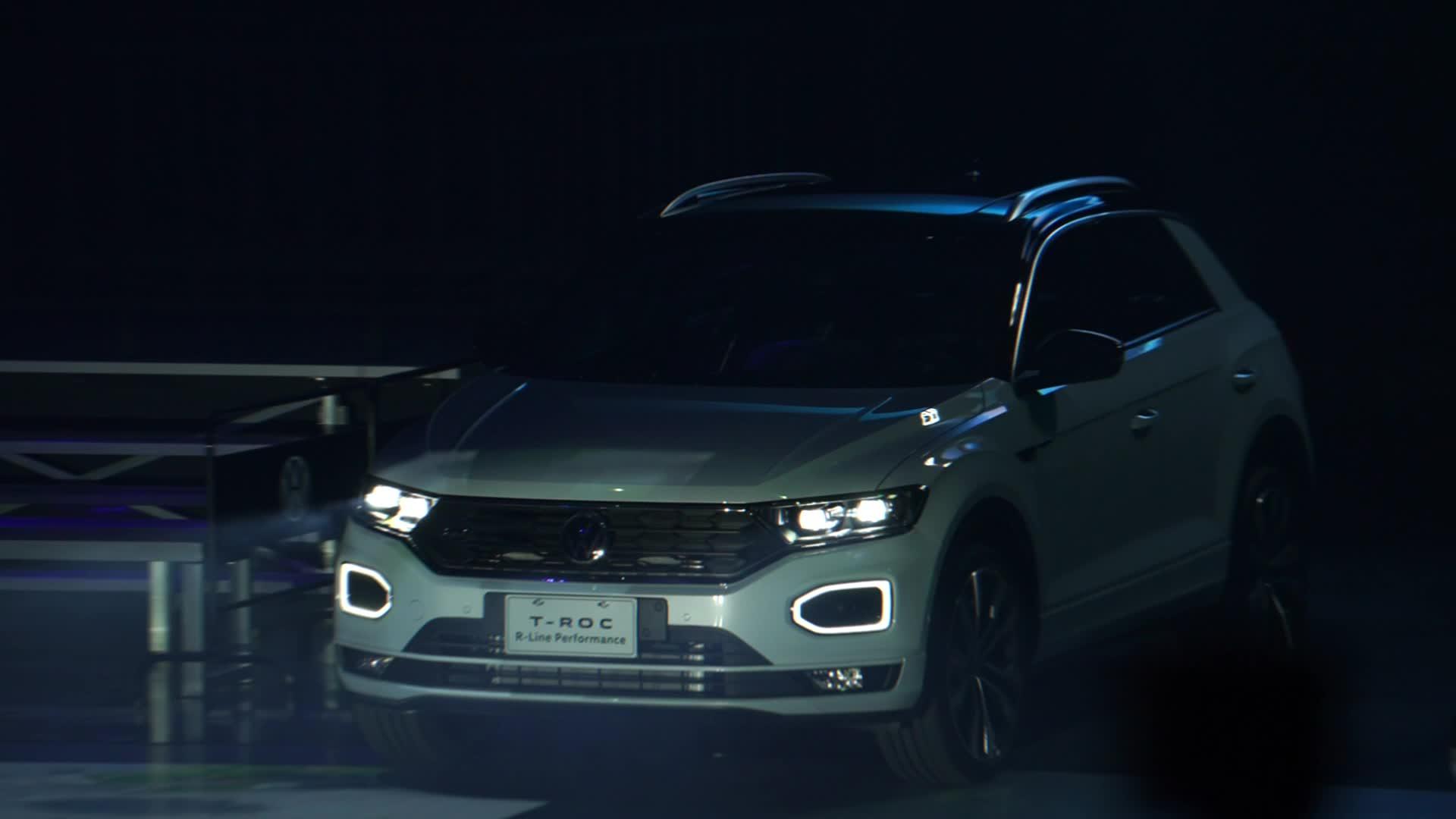 入門104.8萬!休旅陣容更齊全 Volkswagen T-Roc 新車上市