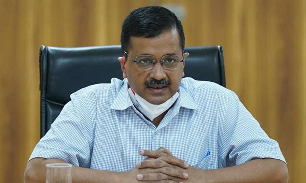 Coronavirus in Delhi: CM Arvind Kejriwal increases fine for not wearing  mask to Rs 2,000