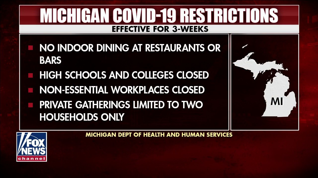 Michigan Restaurant Owner On The Dire Situation For Businesses