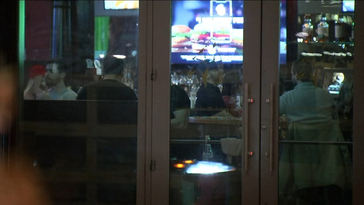Hoboken bars packed amid jaw-dropping rise in NJ COVID cases