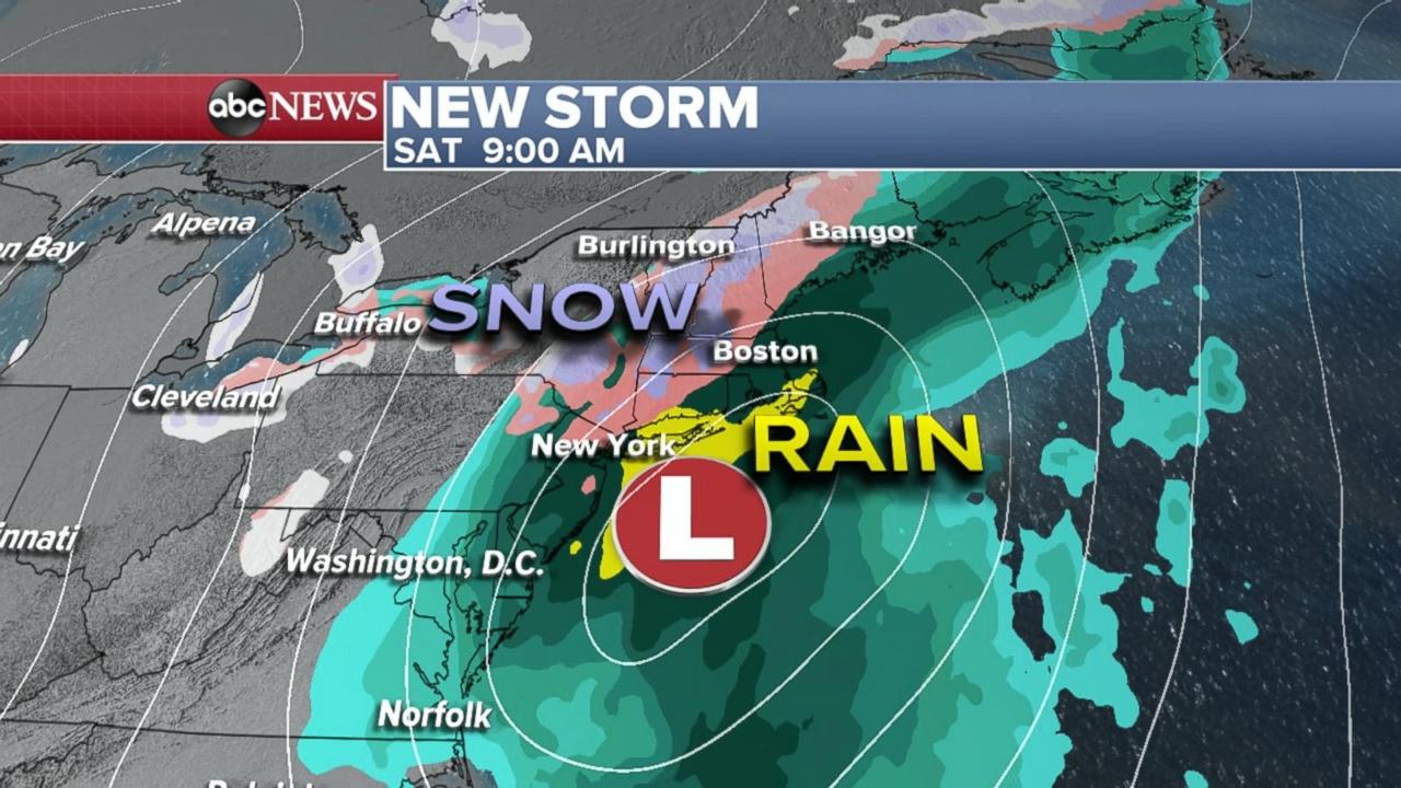 Winter Storm Warning In Oklahoma