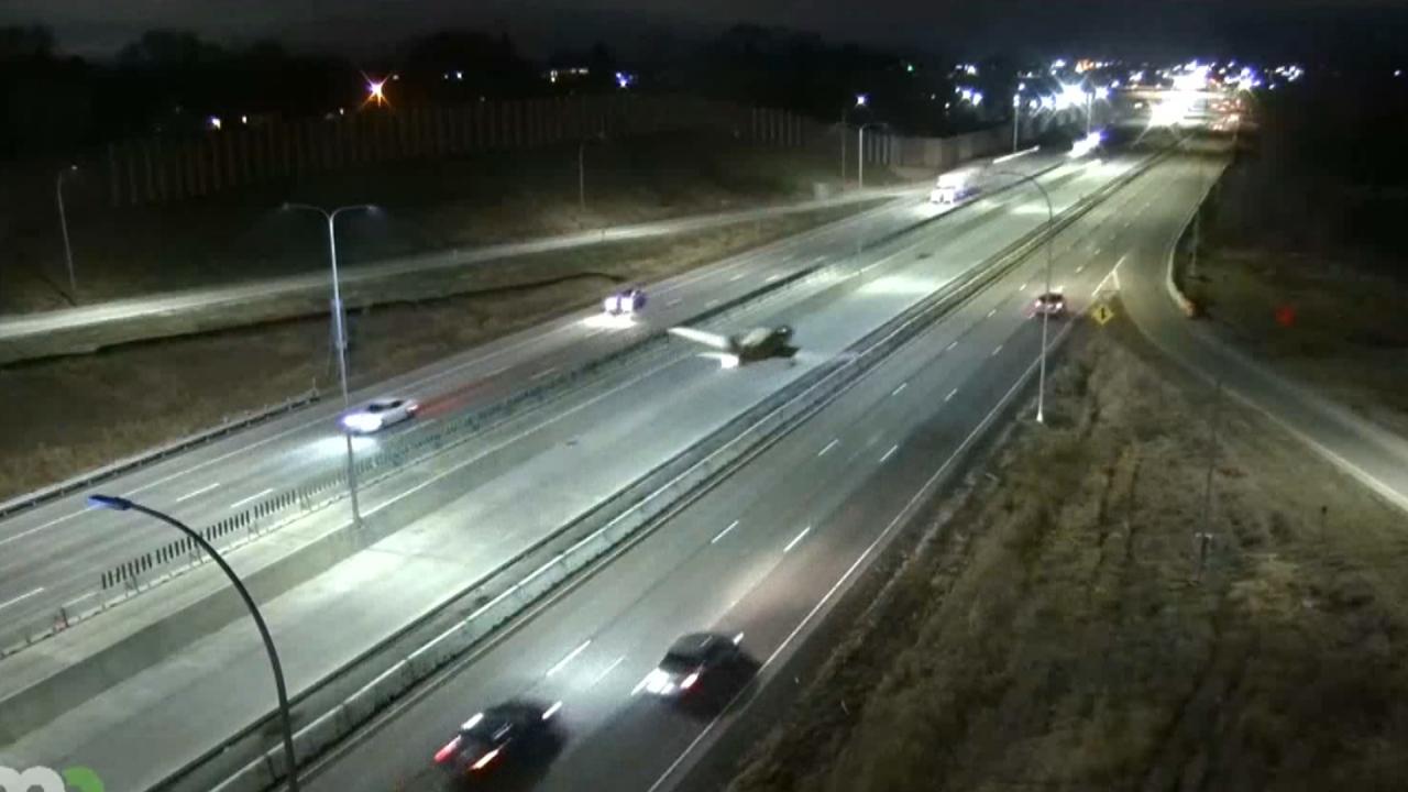 Autobahn überwachungskamera