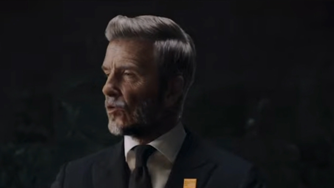 WATCH as David Beckham gets turned into a 70-year old man