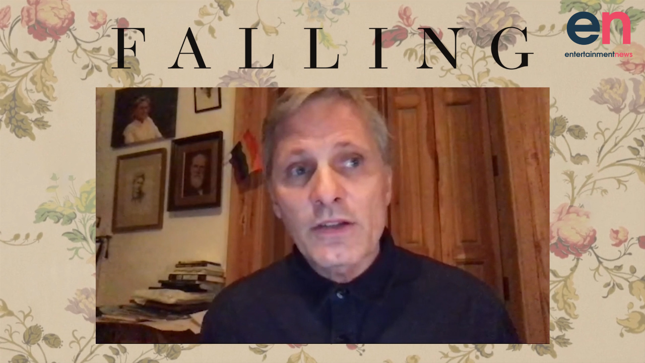 Viggo Mortensen opens up about his directing style in debut film Falling