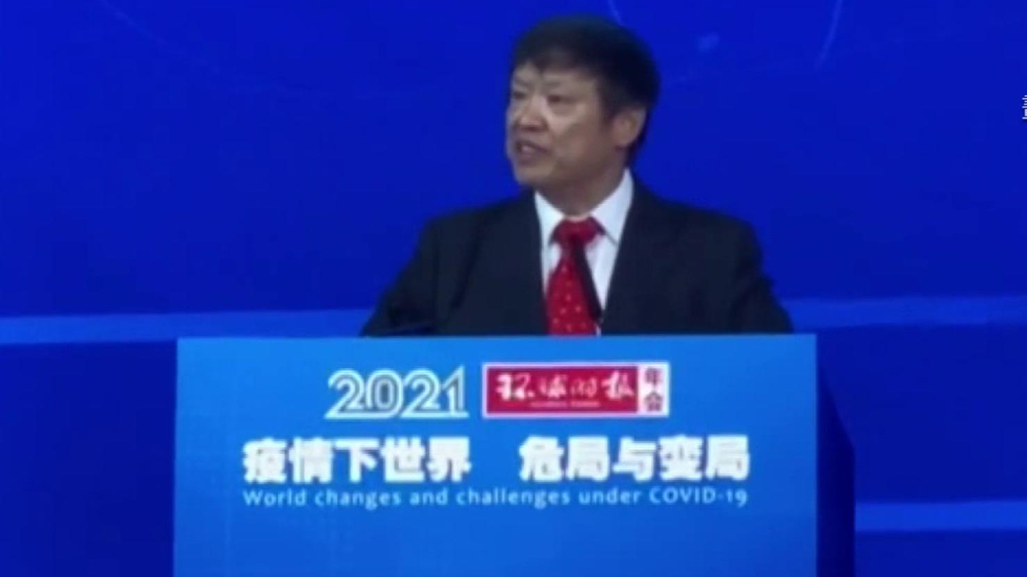 《環球時報》年會談兩岸「以武促統」 逼台灣上談判桌