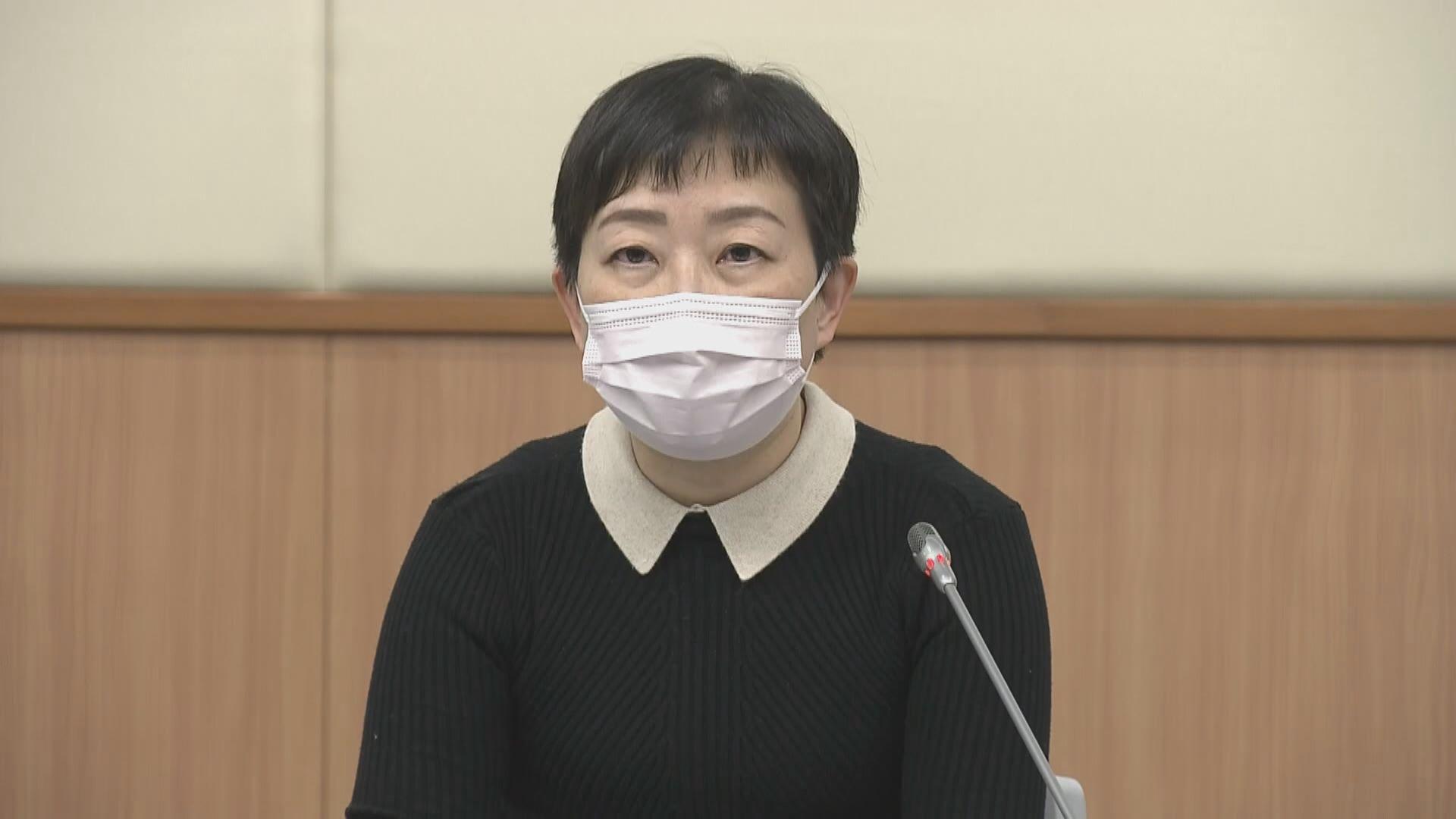 消息指張竹君丈夫不敵腦癌於威院病逝