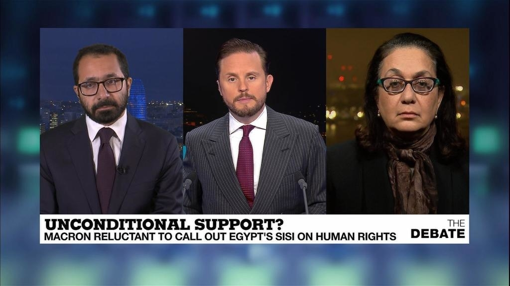 Unconditional Support Macron Reluctant To Call Out Egypt S Sisi On Human Rights