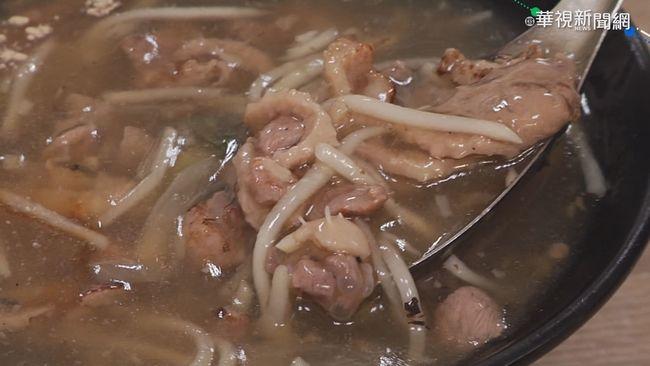 嘉義鴨肉羹獨特焦香味 北港料多湯濃