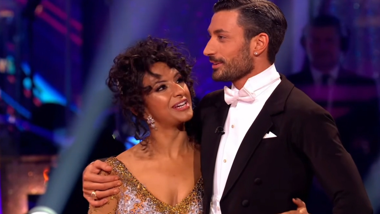 Strictly Come Dancing: Ranvir Singh narrowly misses out on a place in the grand final