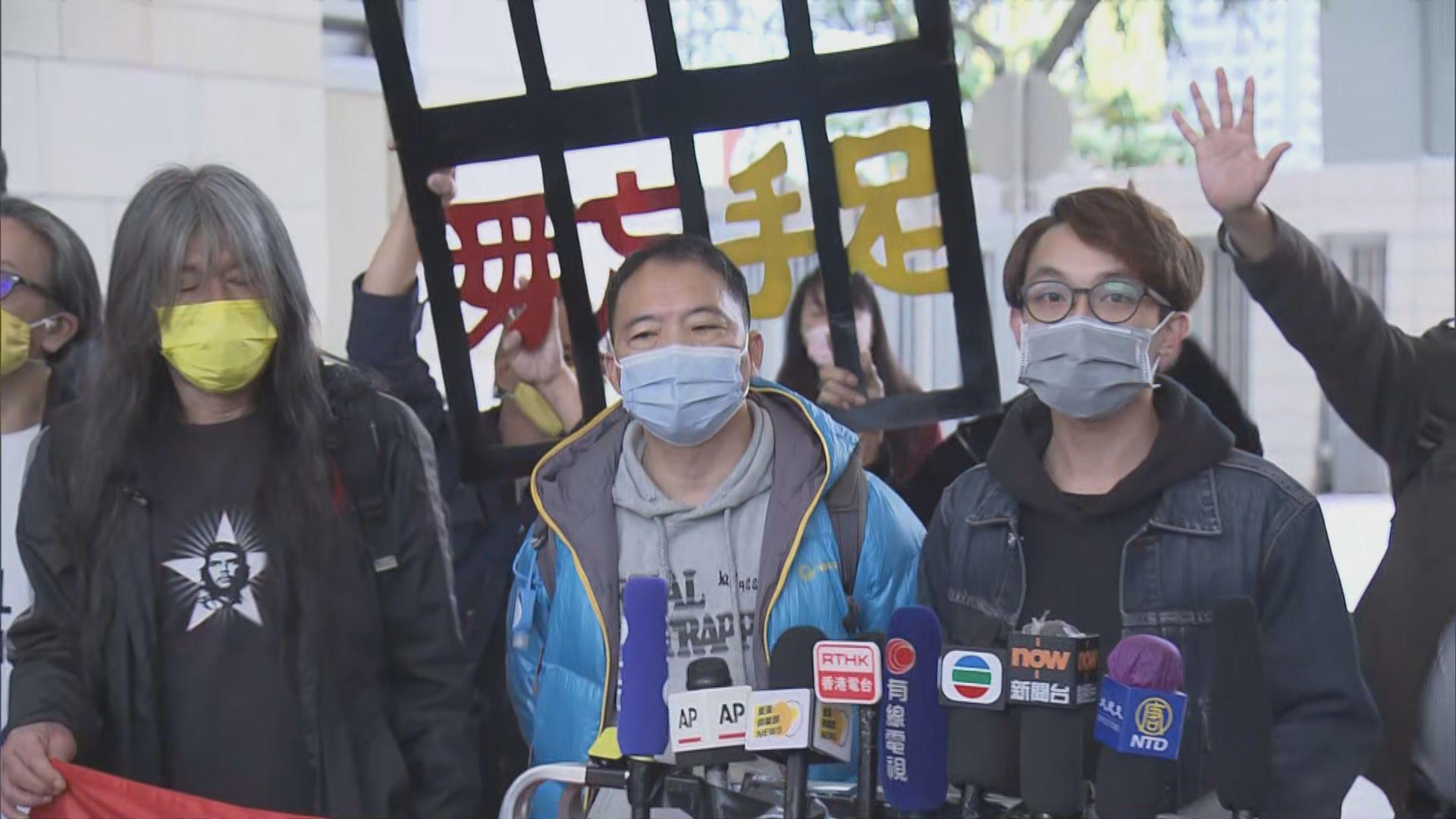 陳皓桓胡志偉等8人涉非法集結案 准保釋但不得離港