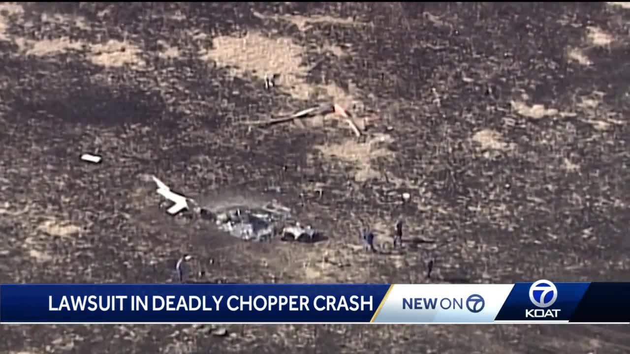Deadly Raton Chopper Crash