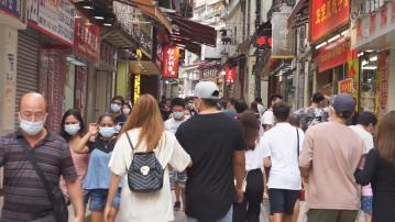 澳門禁止入境前21天曾到外地香港居民入境