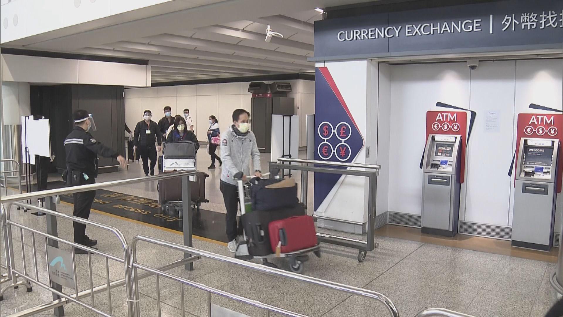 英國客機禁止抵港 有旅客指檢測報告需時擔心未能回港