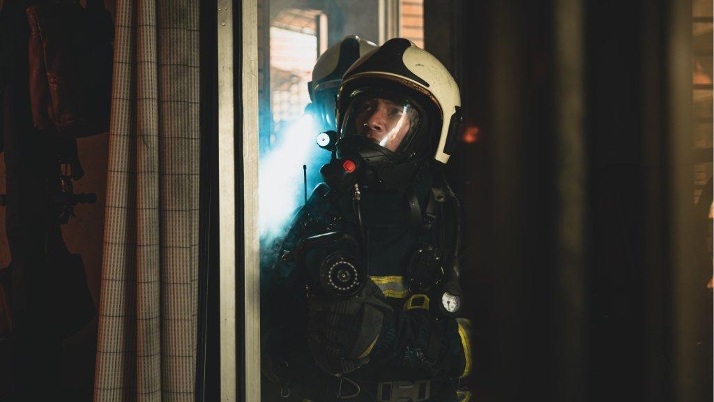 水火無情!溫昇豪 劉冠廷深刻了解消防員每天面臨生死交關!