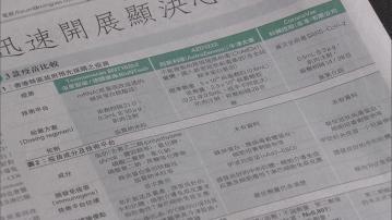 袁國勇等合撰文章 稱全民疫苗接種計劃刻不容緩