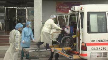 郭玉章夫人護理安老院有人確診 四樓院友需撤離檢疫