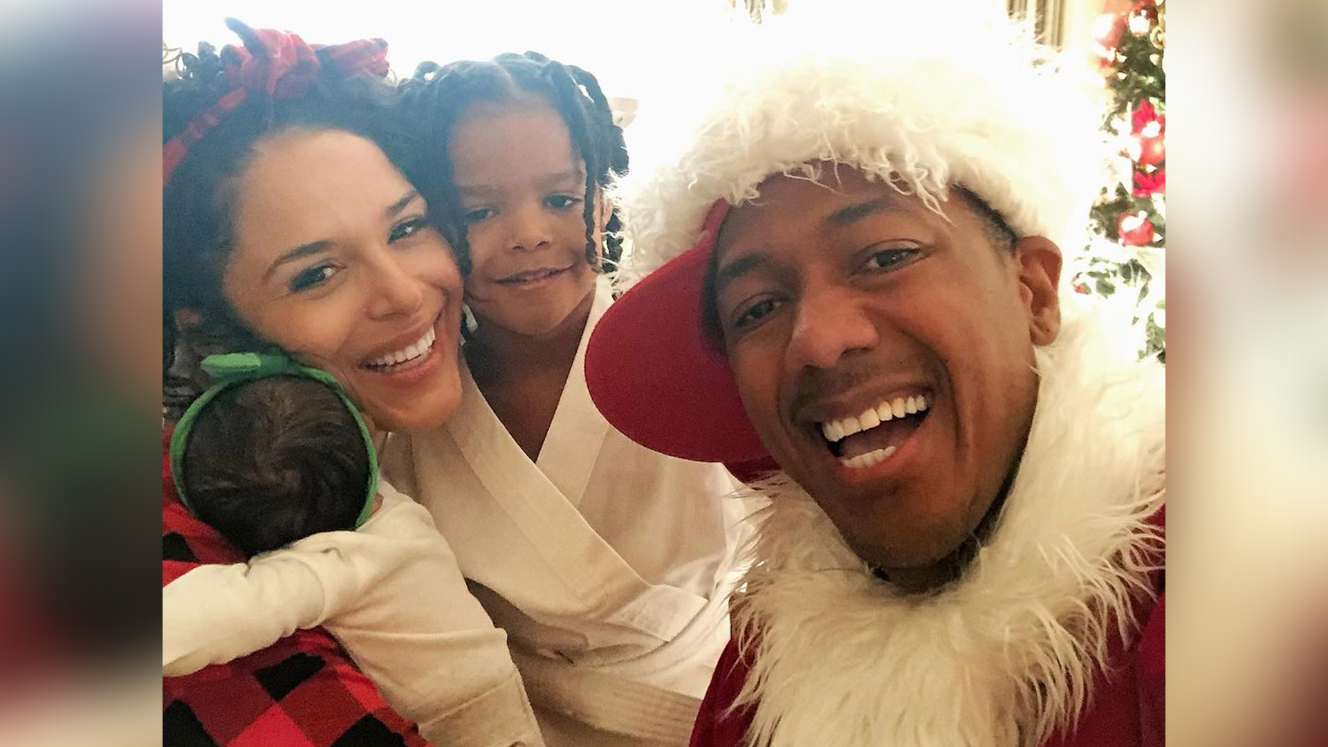 Nick Cannon & Girlfriend Brittany Bell Welcome Baby Girl ...