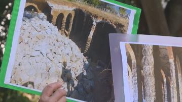 主教山配水庫發現文物 保育專員為敏感度不足致歉