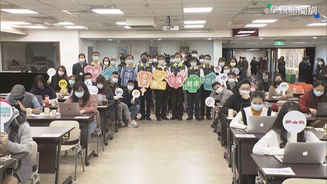 台現首例英變種病毒 1/1起禁外國人入境
