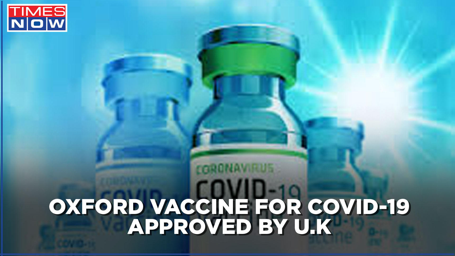 Oxford's AstraZeneca vaccine for COVID-19 approved by the ...